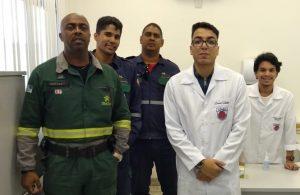 Enfermagem da Universo-Campos na Sipat do Porto do Açu 1